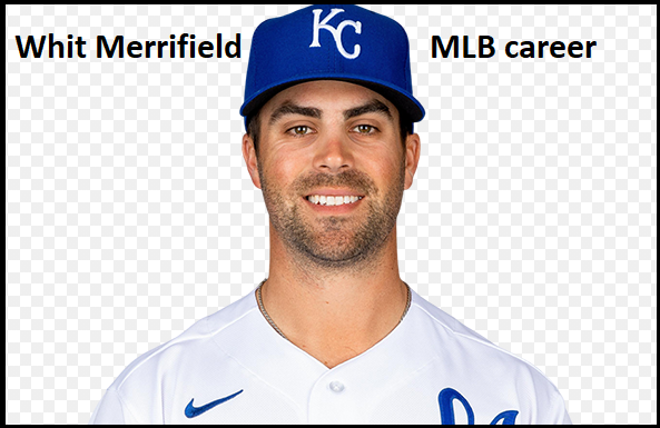 Whit Merrifield MLB stats, wife, net worth, salary, contract, family and more