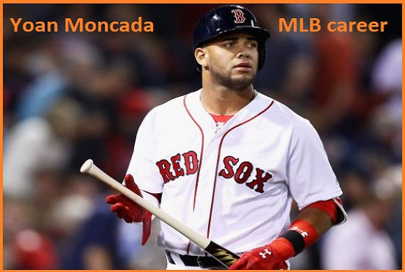 Yoan Moncada MLB stats, wife, net worth, salary, contract, family and more