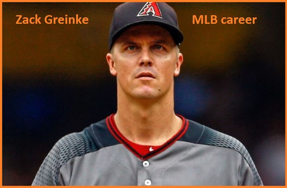 Zack Greinke Baseball stats, wife, net worth, salary, contract, family and more