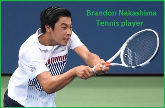 Brandon Nakashima tennis career, wife, net worth, salary, height, family