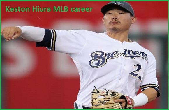Keston Hiura baseball stats, wife, net worth, salary, contract, family and more