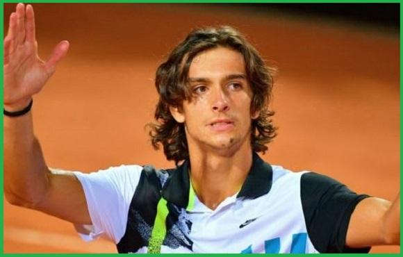 Lorenzo Musetti tennis career, wife, net worth, salary, height, family and more