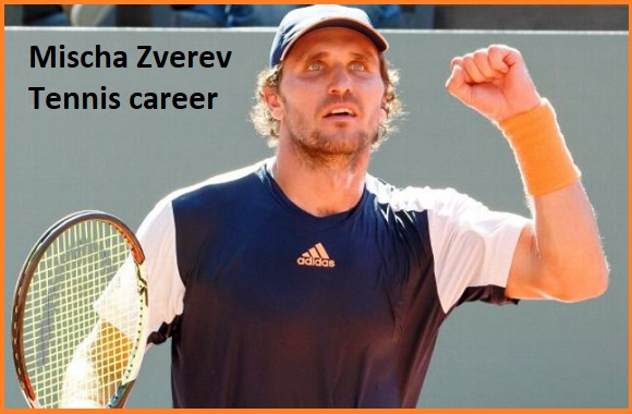 Mischa Zverev tennis player, wife, net worth, salary, height, family and more