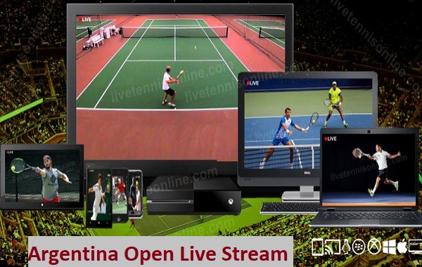 How to watch Argentina Open 2021 live Streaming on TV