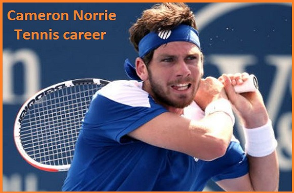 Cameron Norrie tennis player, wife, net worth, salary, height, family and more