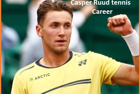Casper Ruud tennis player, wife, net worth, salary, height, family and more