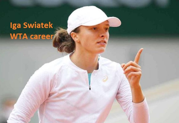 Iga Swiatek WTA ranking, husband, net worth, salary, height, family and more