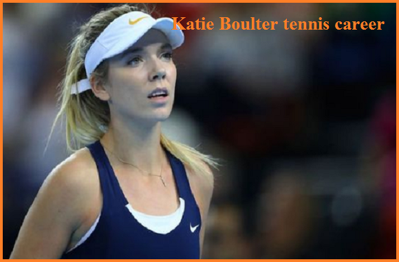 Katie Boulter WTA rankings, husband, net worth, salary, height, family and more