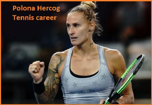 Polona Hercog tennis ranking, husband, net worth, salary, height, family and more