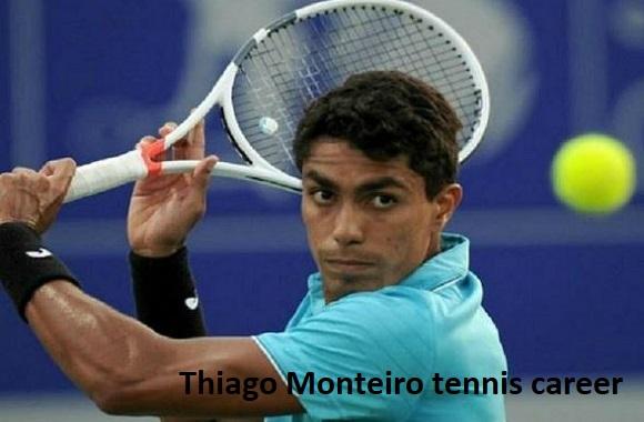 Thiago Monteiro tennis ranking, wife, net worth, salary, height, family and more