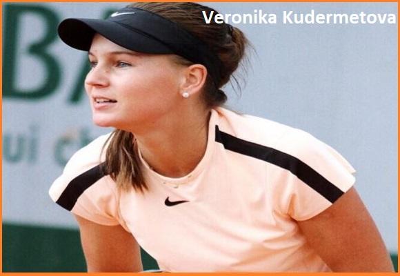 Veronika Kudermetova tennis career, husband, net worth, salary, height, family and more