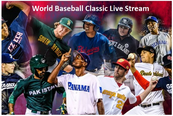 How to watch World Baseball Classic 2021 live Streaming on TV