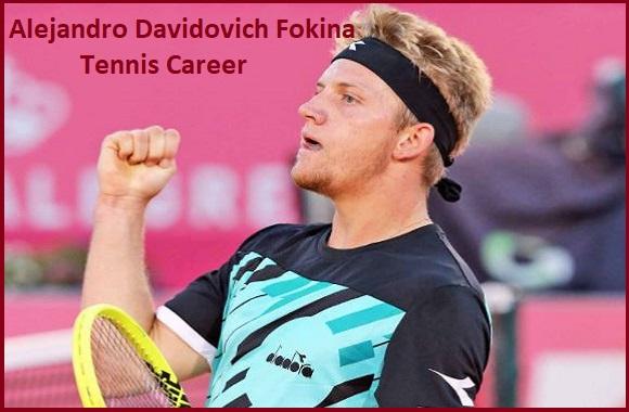 Alejandro Davidovich Fokina tennis player, wife, net worth, salary, height, family and more