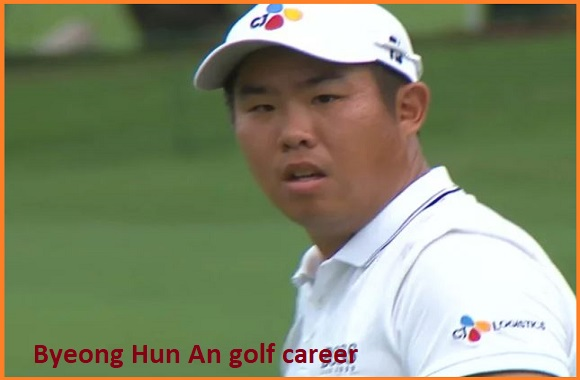 Byeong Hun An golf player, wife, net worth, salary, height, family and more