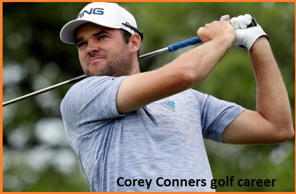 Corey Conners