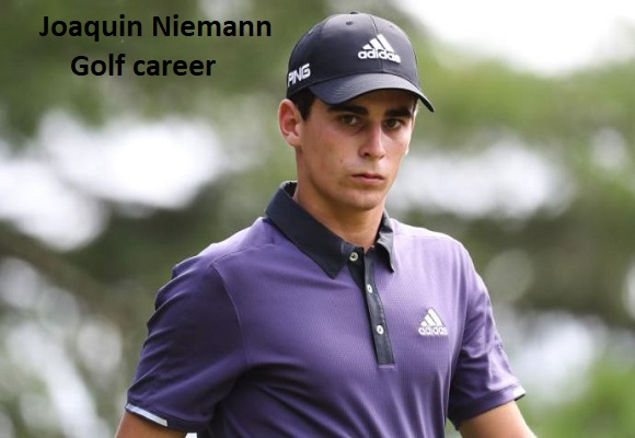 Joaquin Niemann golfer career, wife, net worth, salary, height, family and more