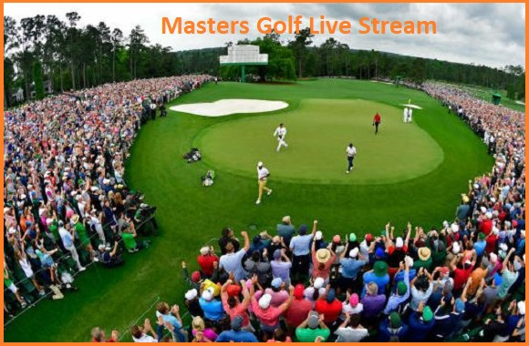 How to watch Masters Golf 2021 live Streaming on TV