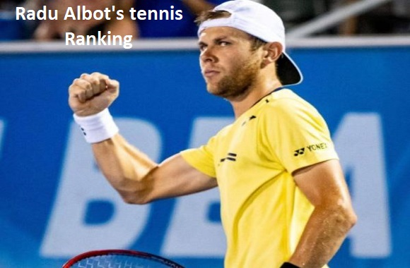 Radu Albot tennis ranking, wife, net worth, salary, height, family and more