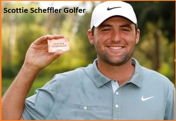 Scottie Scheffler golf player, wife, net worth, salary, height, family and more