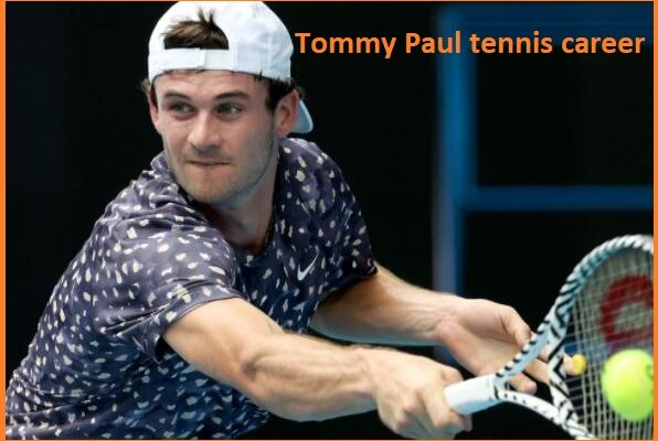 Tommy Paul Tennis ranking, wife, net worth, salary, height, family and more