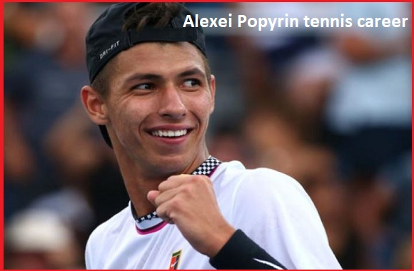 Alexei Popyrin tennis player, wife, net worth, salary, height, family and more