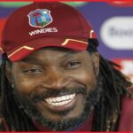Cricket Superstar Chris Gayle
