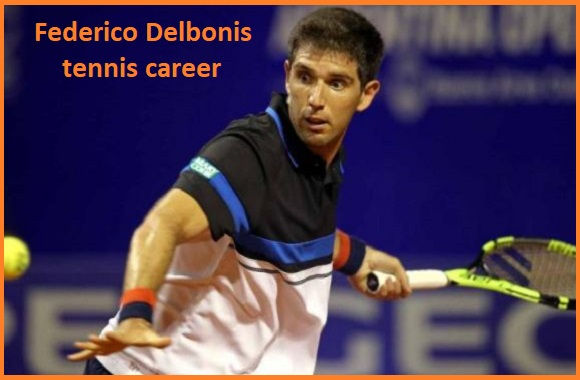 Federico Delbonis tennis player, wife, net worth, salary, height, family and more