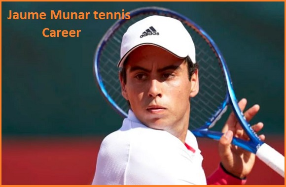 Jaume Munar tennis player, wife, net worth, salary, height, family and more