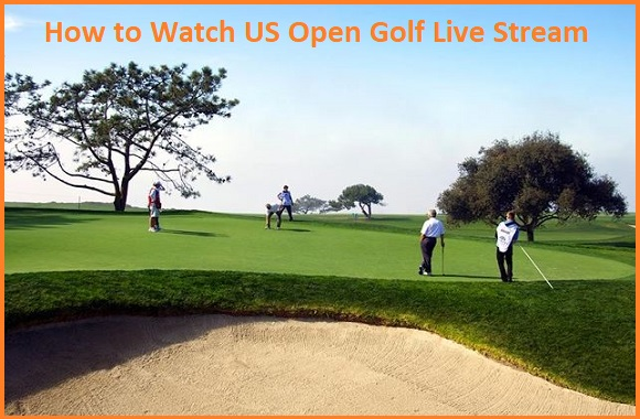 US Open Golf 2021