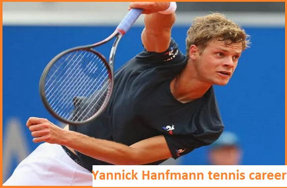 Yannick Hanfmann tennis player, wife, net worth, salary, height, family and more