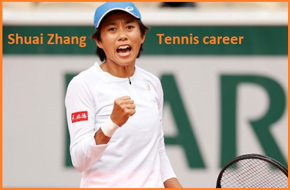 Zhang Shuai tennis player, wife, net worth, salary, height, family and more