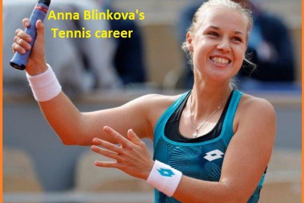 Anna Blinkova tennis player, husband, net worth, salary, height, family, and more