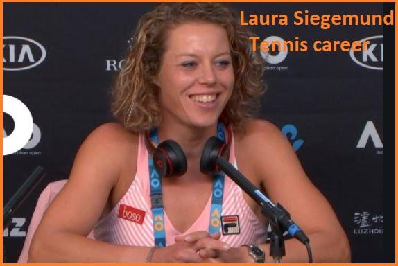 Laura Siegemund tennis player, husband, net worth, salary, height, family, and more