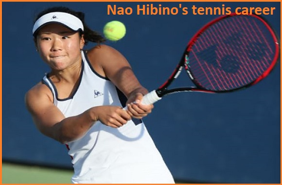 Nao Hibino tennis player, husband, net worth, salary, height, family, and more