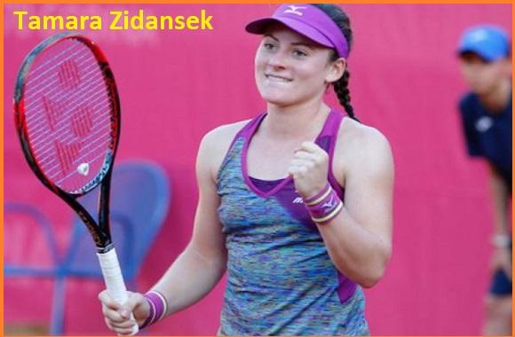 Tamara Zidanšek tennis player, boyfriend, net worth, salary, height, family, and more