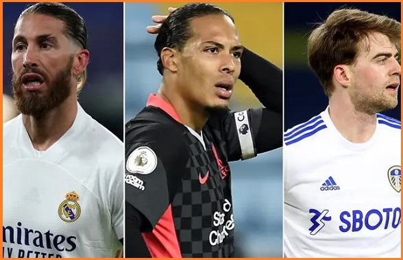 Top players set to miss the Euro