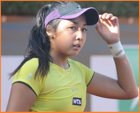 Zarina Diyas tennis player, husband, net worth, salary, height, family, and more