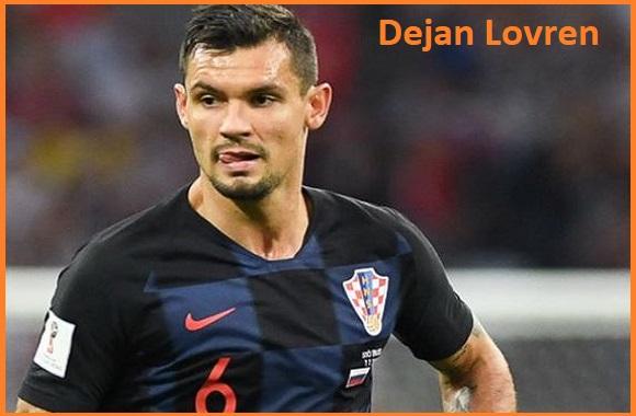 Dejan Lovren Profile, height, wife, family, net worth goal, and more