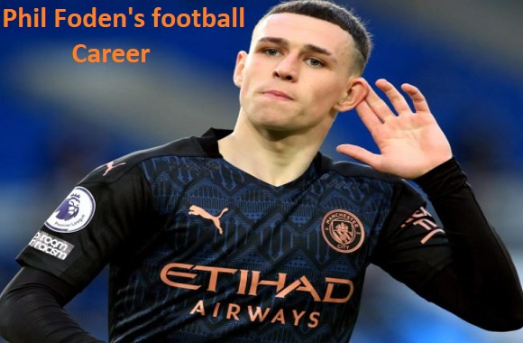 Phil Foden Profile, height, wife, family, net worth, goal, and more