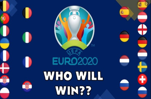 Who will win Euro 2020?