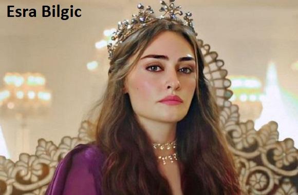 Esra Bilgic (Halima Hatun) Profile, height, husband, family, net worth, baby, and more