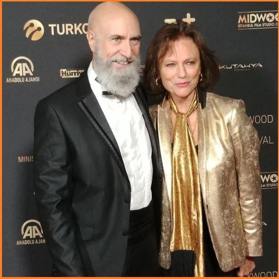 Ozman Sirgood with his wife