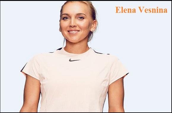 Elena Vesnina tennis career, husband, net worth, salary, height, family and more