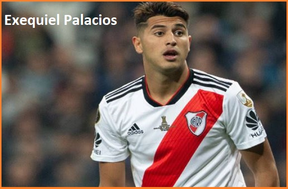 Exequiel Palacios Profile, height, wife, family, net worth, goal, and more