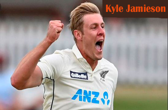 Kyle Jamieson Cricketer, bowling, IPL, wife, family, age, height, and more