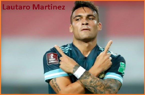 Lautaro Martínez Profile, height, wife, family, net worth, goal, and more