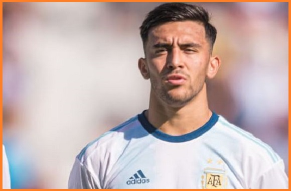 Nicolás González Profile, height, wife, family, net worth, goal, and more