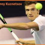 Andrey Kuznetsov tennis player