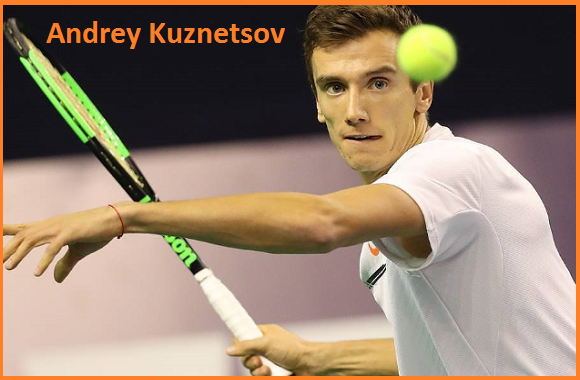 Andrey Kuznetsov tennis player, wife, net worth, salary, height, family, and more