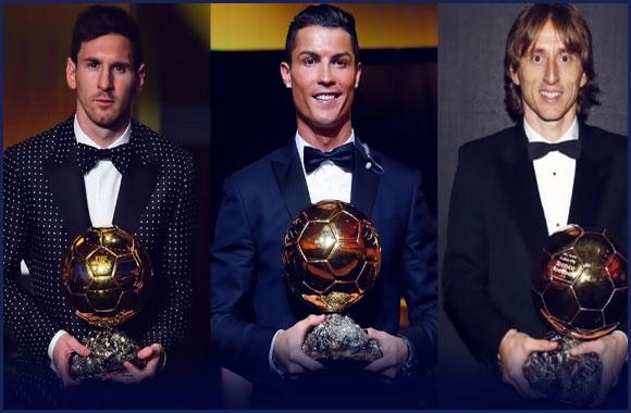 Ballon d'Or Winners list